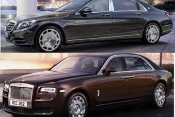 Ultra Luxury Cars